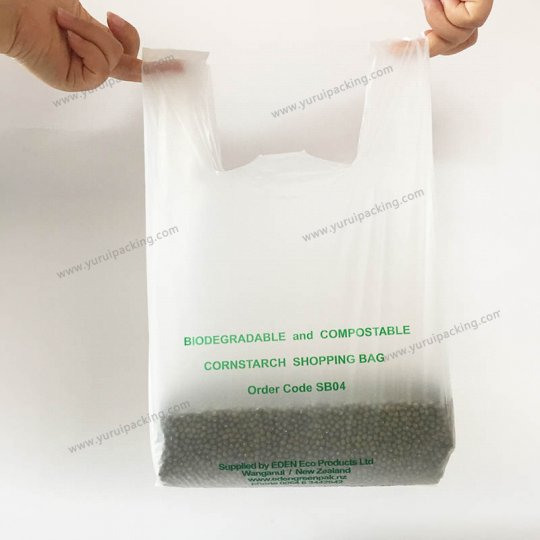 PLA Biodegradable Bag